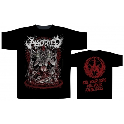 Aborted 'Baphomet' T-Shirt