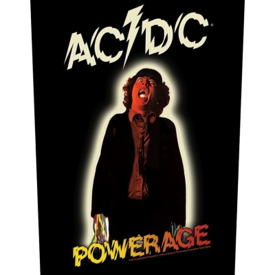 AC/DC 'Powerage' Backpatch