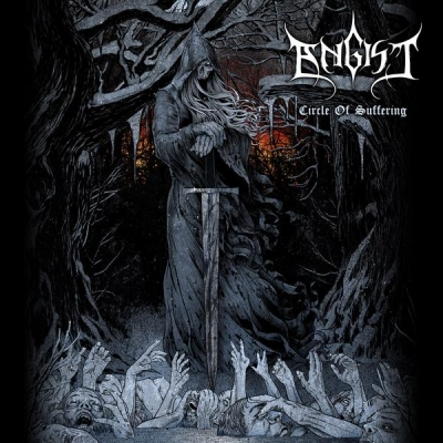 "ANGIST ""Circle of suffering"" LP"