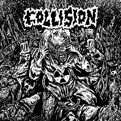 Collision / The Rotted SPLIT 7''EP