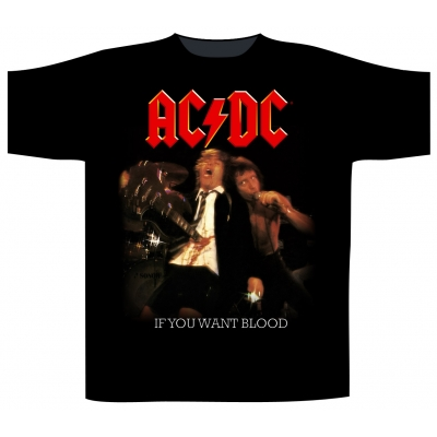 AC/DC 'If You Want Blood' T-Shirt