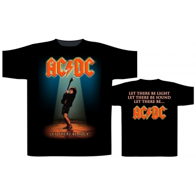 AC/DC 'Let There Be Rock' T-Shirt