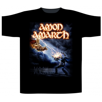 Amon Amarth 'Deceiver Of The Gods' T-Shirt