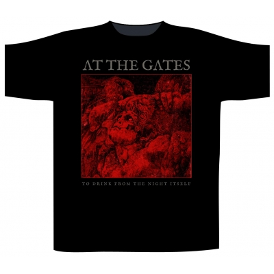 At The Gates 'To Drink From The Night Itself' T-Shirt
