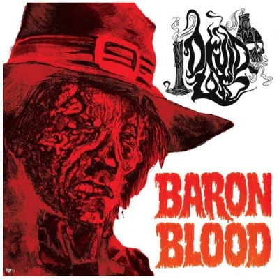 "DRUID LORD ""Baron Blood"" 7''EP"
