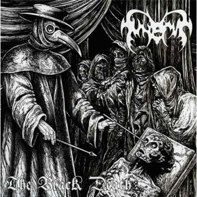 "Funerus ""The Black Death"" 7"" EP"