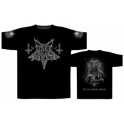 Dark Funeral 'To Carve Another Wound' T-Shirt
