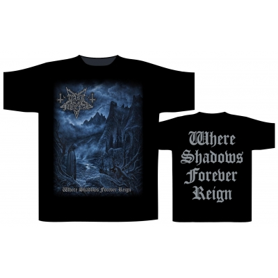 Dark Funeral 'Where Shadows Forever Reign' T-Shirt