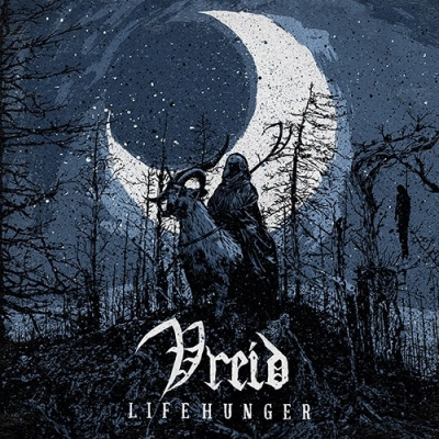 "VREID ""Lifehunger"" CD"