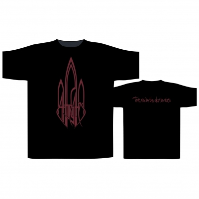 At The Gates 'Red In The Sky Black' T-Shirt