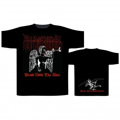 Blasphemy 'Blood Upon The Altar' T-Shirt