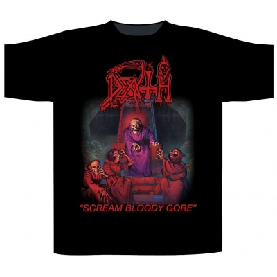 Death 'Scream Bloody Gore' T-Shirt