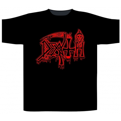 Death 'Life Will Never Last' T-Shirt