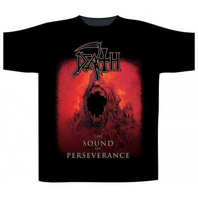 Death 'The Sound Of Perseverance' T-Shirt