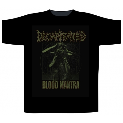 Decapitated 'Blood Mantra II' T-Shirt