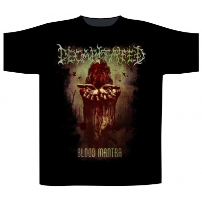 Decapitated 'Blood Mantra' T-Shirt
