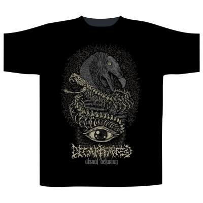 Decapitated 'Visual Delusion' T-Shirt