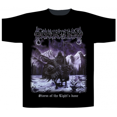 Dissection 'Storm Of The Lights Bane' T-Shirt