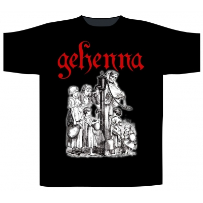 Gehenna 'Death At The Waterpump' T-Shirt
