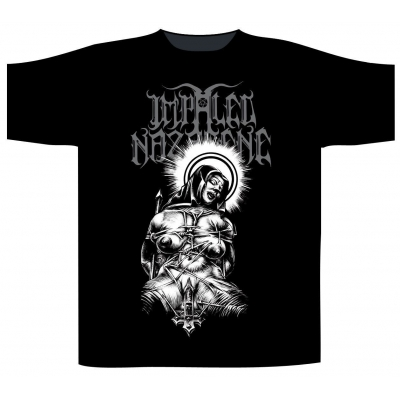 Impaled Nazarene 'Raped By Satan's Might' T-Shirt