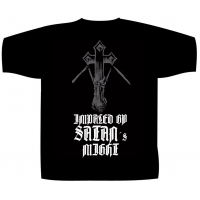 Impaled Nazarene 'Impaled By Satan's Might' T-Shirt