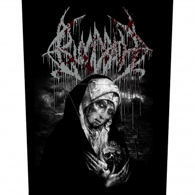 Bloodbath 'Grand Morbid Funeral' Backpatch