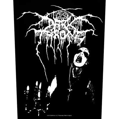 Darkthrone 'Transilvanian Hunger' Backpatch