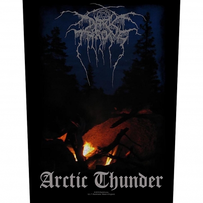 Darkthrone 'Arctic Thunder' Backpatch