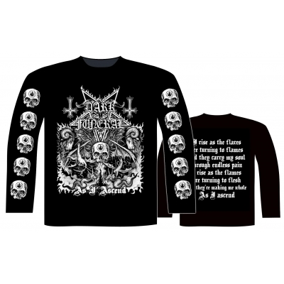 Dark Funeral 'As I Ascend' Long Sleeve T-Shirt
