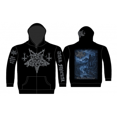 Dark Funeral 'Where Shadows Forever Reign' Zip Hood