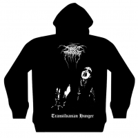 Darkthrone 'Transilvanian Hunger' Zip Hood