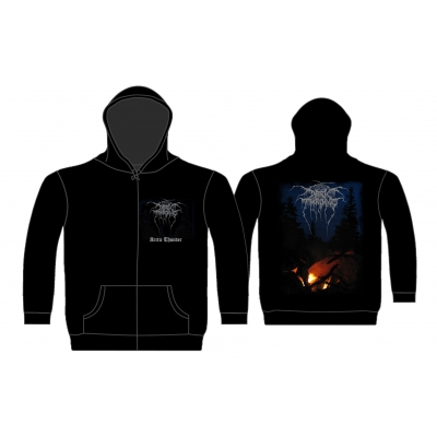 Darkthrone 'Arctic Thunder' Zip Hood