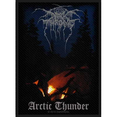 Darkthrone 'Arctic Thunder' Woven Patch