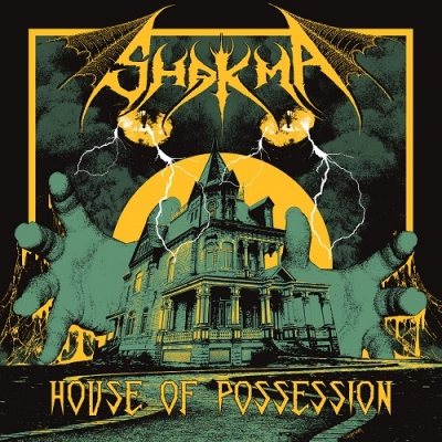 "SHAKMA ""House of possession"" CD"