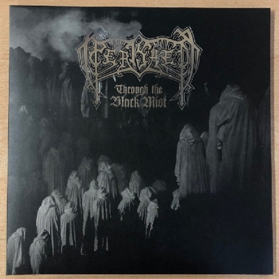 "PERISHED ""Through The Black Mist"" LP"