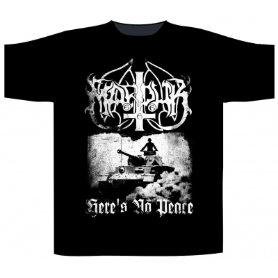 Marduk 'Here's No Peace' T-Shirt