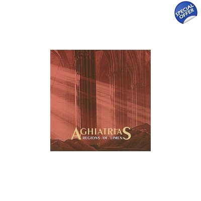 "AGHIATRIAS ""Regions Of Limen"" CD"