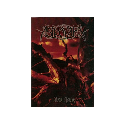 "ASTROFAES ""Live Hate"" DVD"