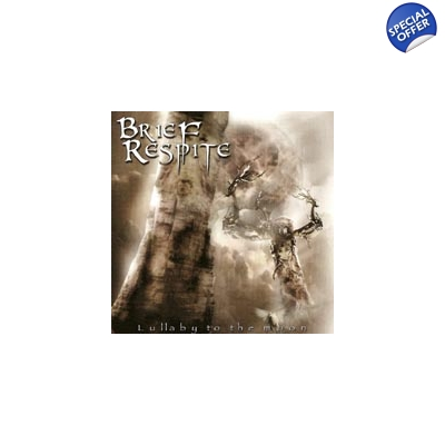 "BRIEF RESPITE ""Lullaby To The Moon"" CD"