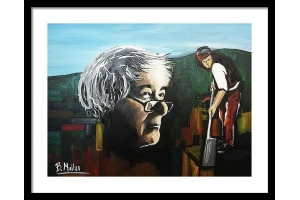Seamus Heaney -  Digging
