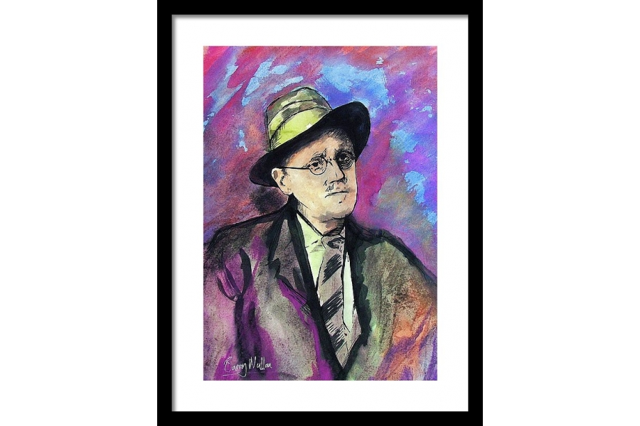 James Joyce Portrait Ir..