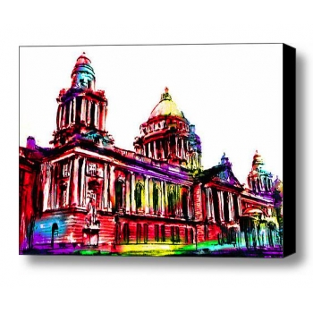 Belfast City Hall ..