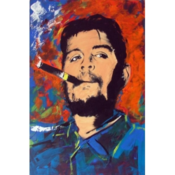 Cuban Rebel Ernest..