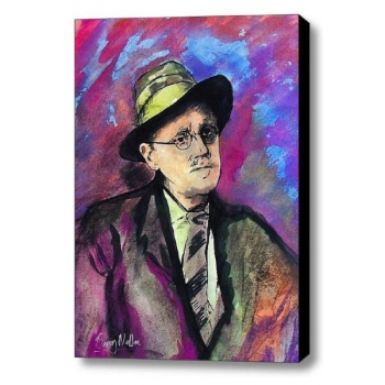 James Joyce Portra..