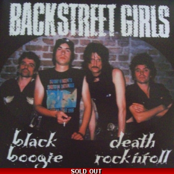 Black Boogie Death Rock..