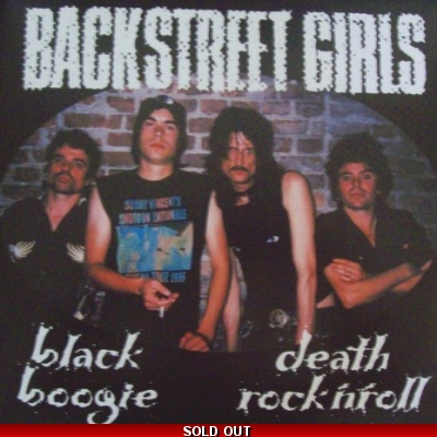 Black Boogie Death Rock 'N' Roll - LP