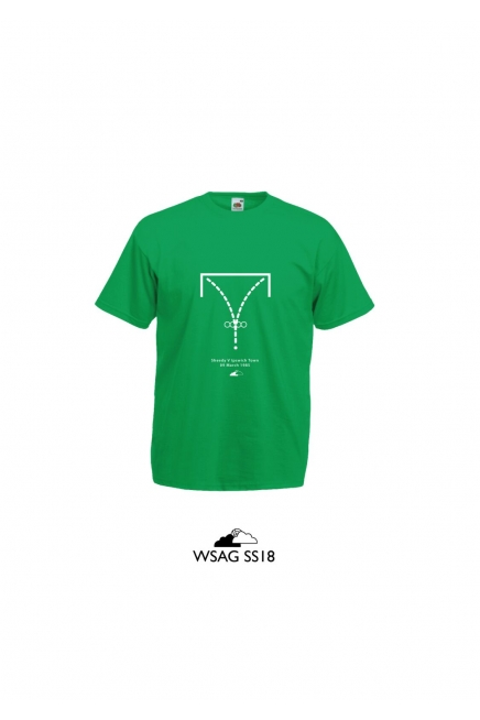 WSAG T-Shirts - Sheedy