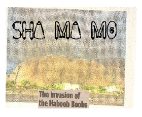 SHA MA MO - The Invasion Of The Haboob Boobs
