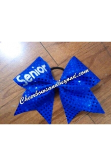 SENIOR CHEER BOWS *Also JR,F..