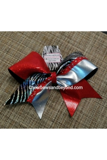 Deluxe Hitch Cheer Bow ..
